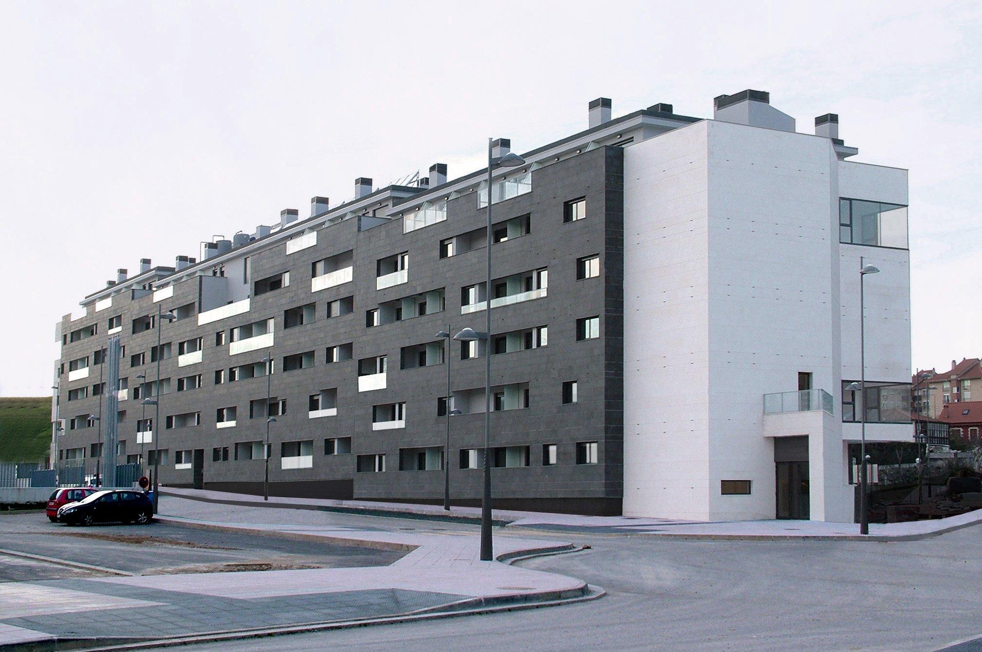 Edificio vpo o viviendas protegidas