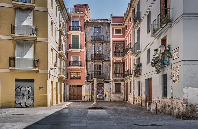 Evaluación edificio Valencia