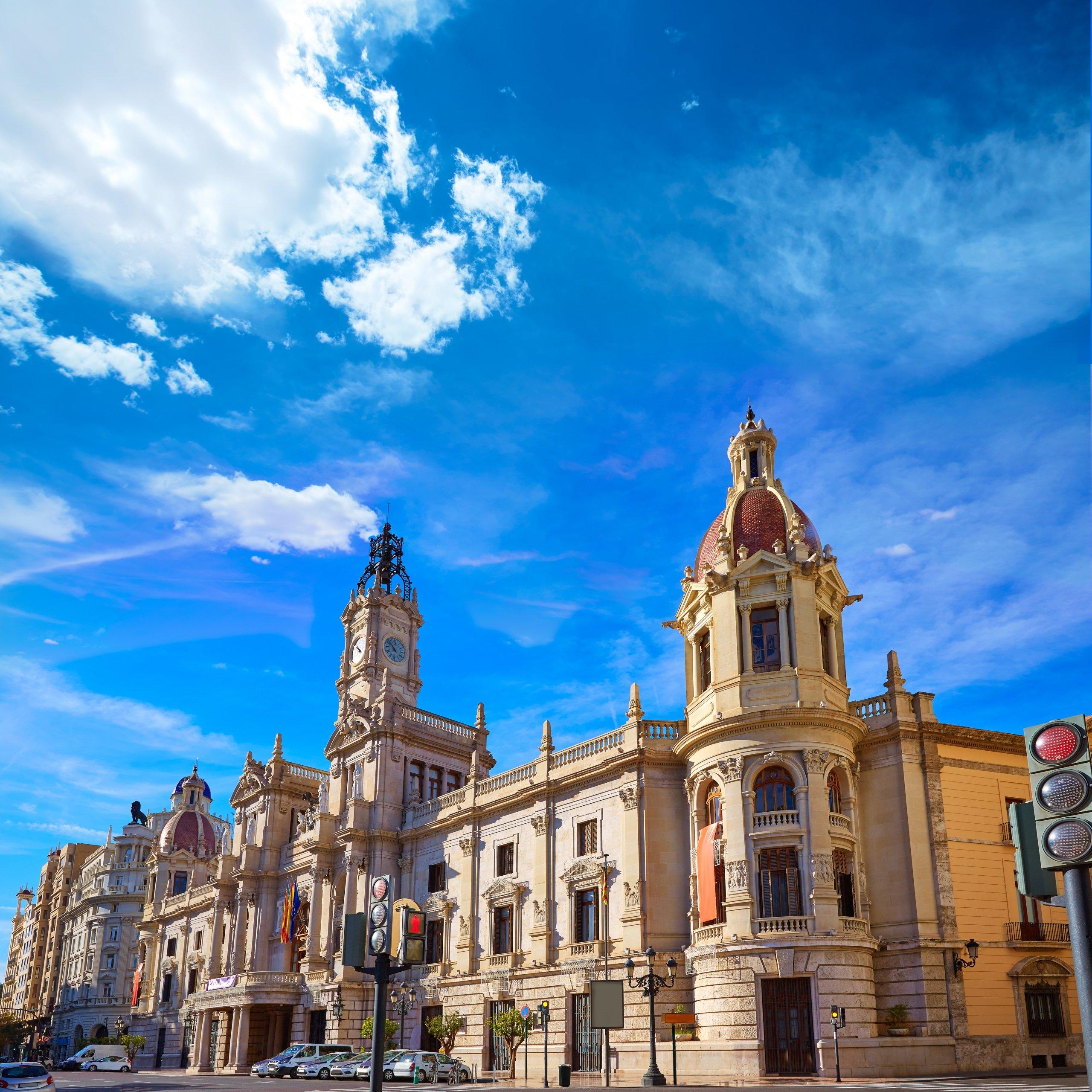 Ayuntamiento de Valencia en le pago de tributos locales